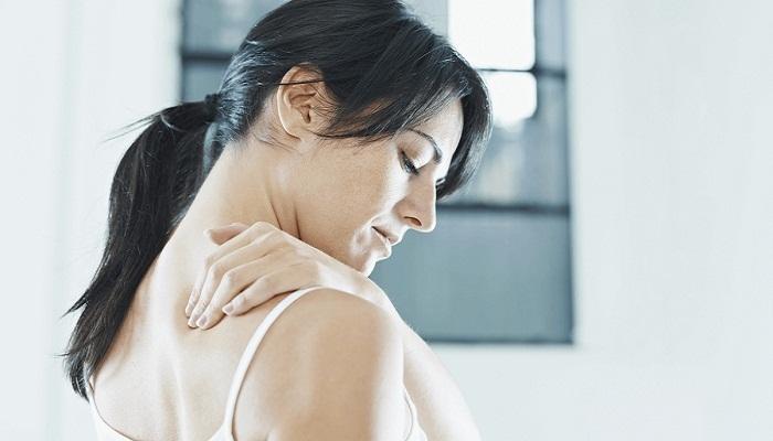 Болит спина в области легких