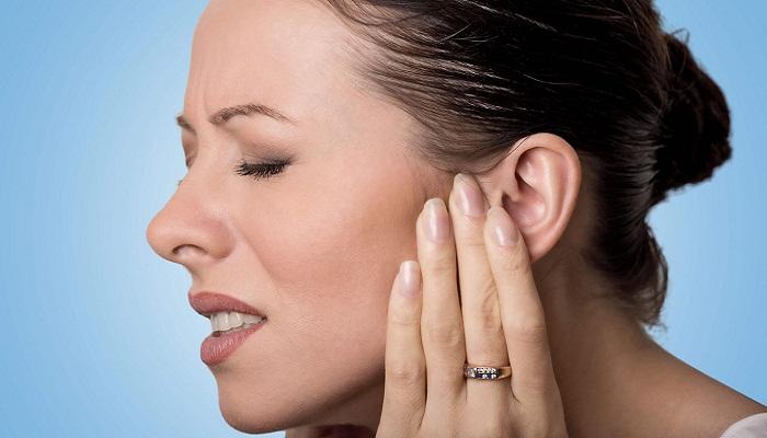 Боль в челюсти возле уха