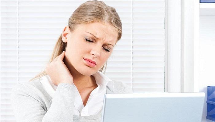Болят шея и затылок