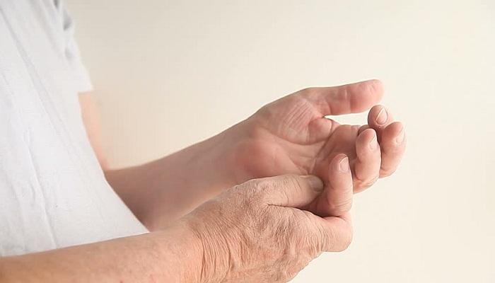 парестезия симптомы