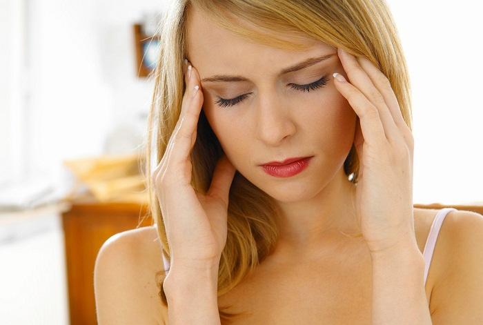 Беспокоит мигрень