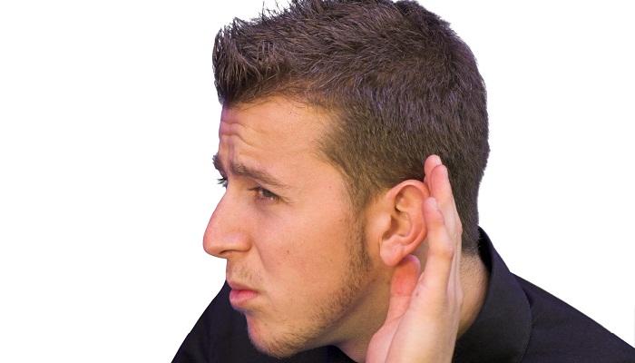 Болело ухо потом заложило
