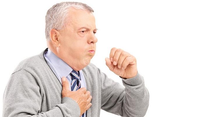 Болит грудь при кашле
