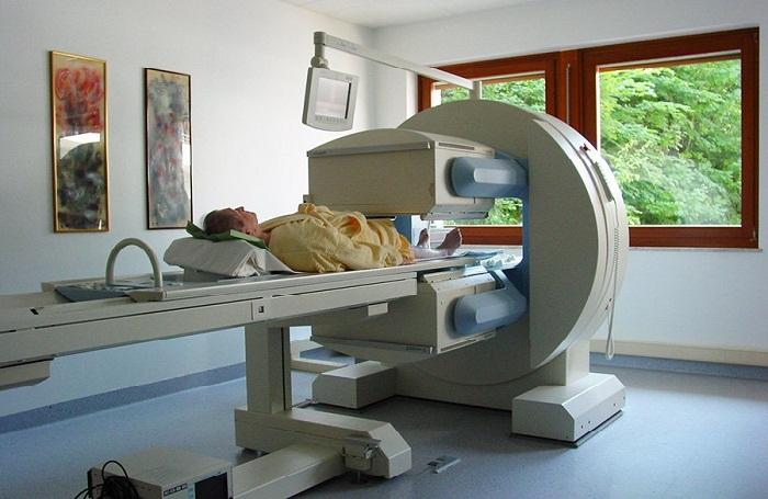 Радиоизотопное сканирование позвоночника