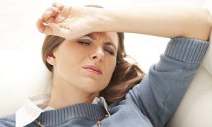 мигрень симптомы
