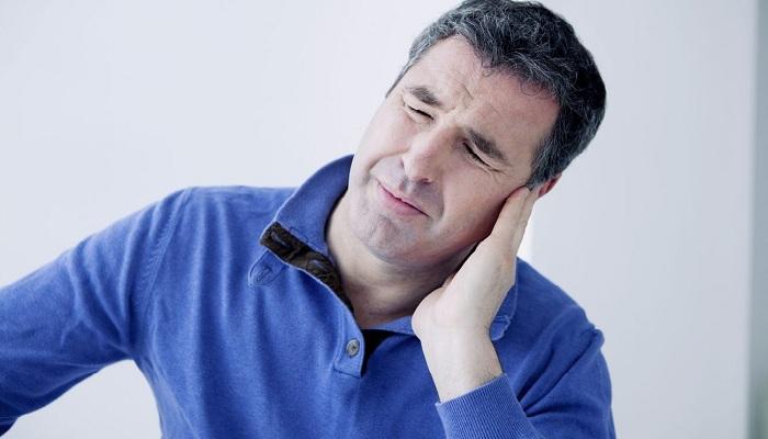 зубная боль отдает в ухо